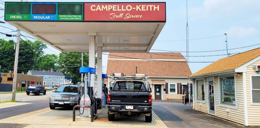 Campello-Keith Gas Station main